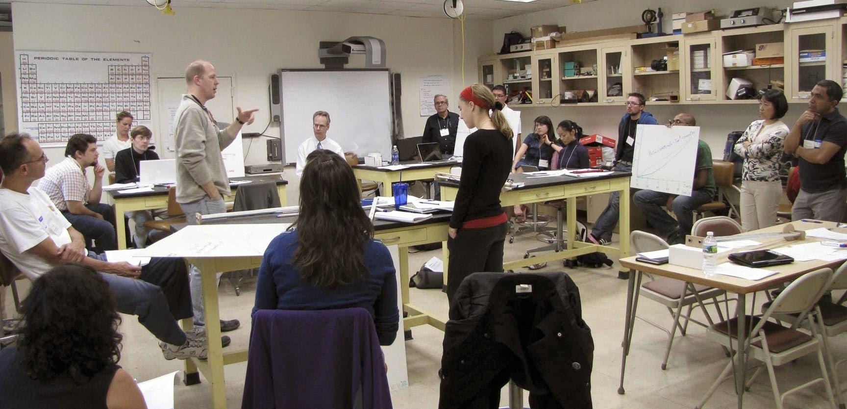 Mark Schober workshop
