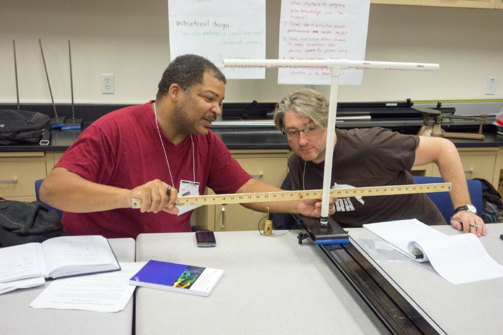 Exploring Physics: Strategies for Teaching Mechanics