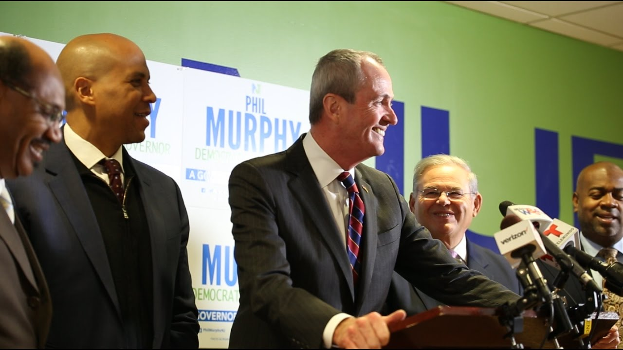New Jersey Governor Phil Murphy Announces STEM Loan Forgiveness Program