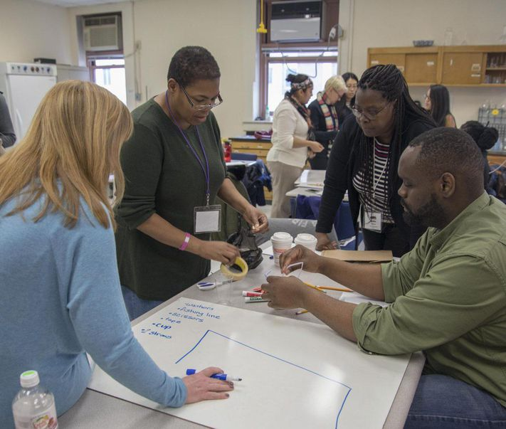 STEMteachersNYC Featured in Forbes Article on STEM Education