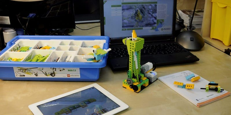 Learn with LEGO: Building Confidence in STEM Block by Block
