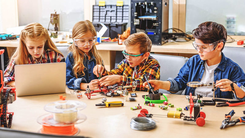MakerSTEM – NYCity Makerspaces Series @Skill Mill NYC