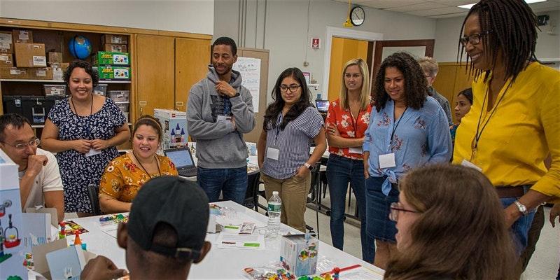 Kid Talk Teacher Talk: Building Ideas in Elementary STEM